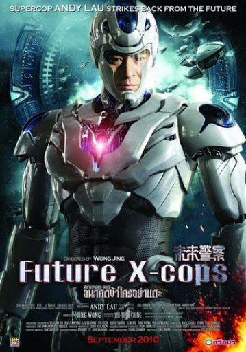 Future X-Cops 2010 Full Movie Download Hindi Dual Audio BRRip
